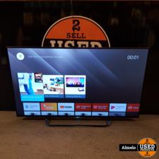 """SONY Sony Bravia 49"""" Smart TV KD-49X8305C Zwart"""