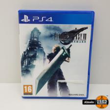 Sony Playstation 4 Sony Playstation 4 Final Fantasy VII Remake