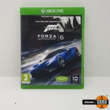 Sony Playstation 4 Xbox One Forza 6