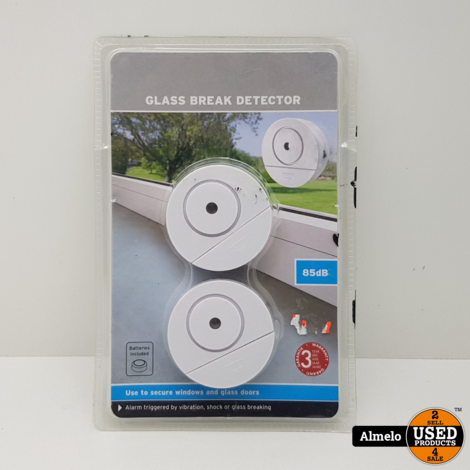 Glass Break Detector *Nieuw*