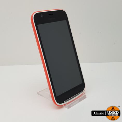 Nokia 1 8GB Oranje