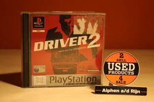 Driver 2 back on the streets Ps1