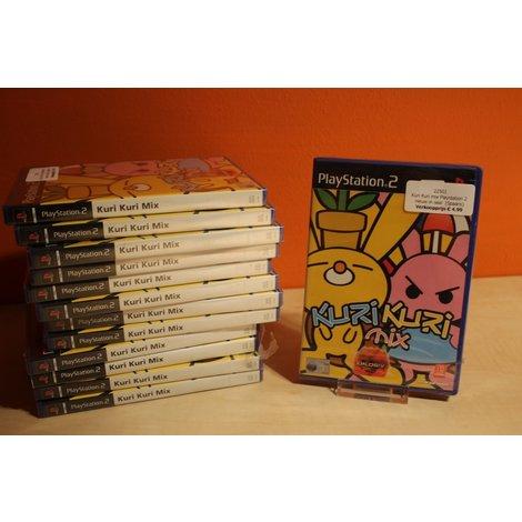 Kuri Kuri mix Playstation 2 nieuw in seal (Spaans)
