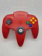 Nintendo 64 controller rood Nintendo 64 controller rood