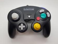 Nintendo gamecube controller zwart Nintendo gamecube controller zwart