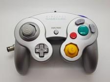 Nintendo Gamecube controller zilver Nintendo Gamecube controller zilver