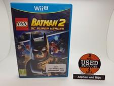 Nintendo Lego Batman 2 Wii U