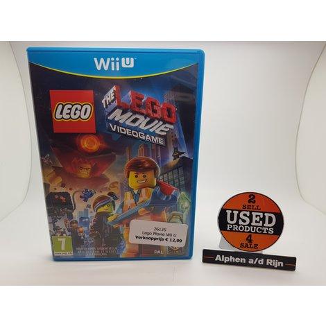Lego Movie Wii U