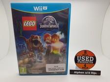 Nintendo Lego jurassic world wii u