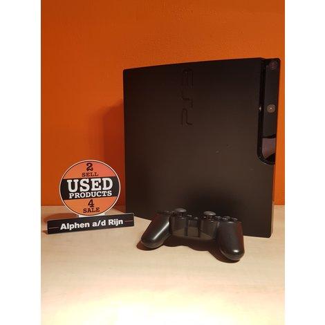 Playstation 3 160gb slim + controller