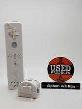 Nintendo wii mote met wii motion plus adapter Nintendo wii mote met wii motion plus adapter