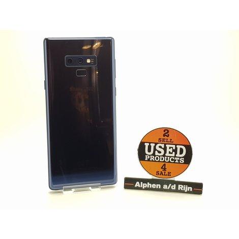 Samsung Galaxy Note 9 128gb Zwart