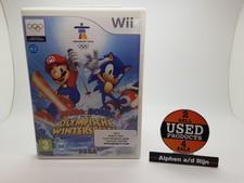 Nintendo Mario & Sonic op de olympische spelen Vancouver 2010 Wii