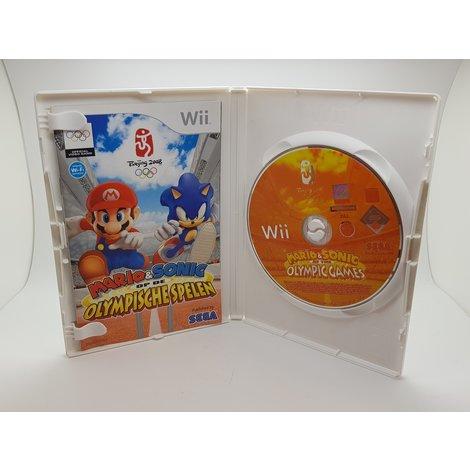 Mario & Sonic op de olympische spelen Beijing 2008 Wii