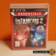 Sony inFamous 2 ps3