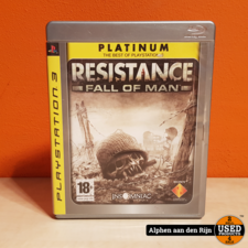 Sony Resistance Fall of man ps3