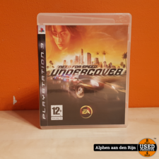 Sony NFS Undercover ps3