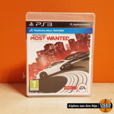 Sony NFS Most Wanted