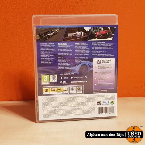 Gran Turismon 6 playstation 3