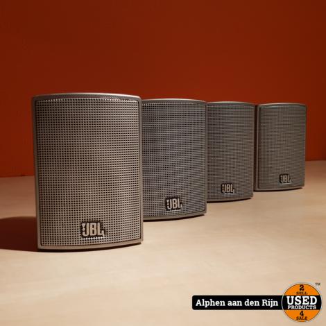 JBL SUB138 subwoofer + JBL 138SAT 5.1 Speaker Set