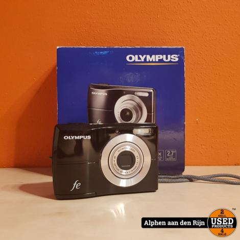 Olympus fe-26 camera