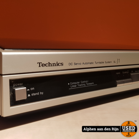 Technics SL-J1 platenspeler