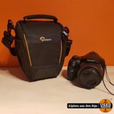 Sony dsc-hx400v camera in tas
