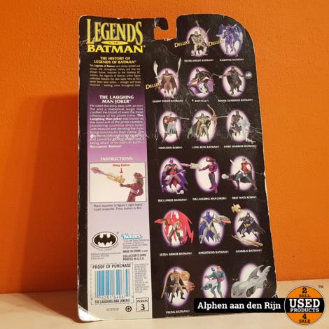 Batman Legends Laughing man Joker  Nieuw in de verpakking