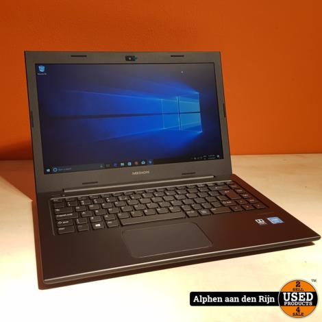 Medion Akoya S4219 Laptop Nieuw + Garantie tot 07-02-2022