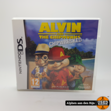 Alvin an the Chipmunks Chipwrecked DS