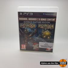 Bioschock ultimate rapture edition ps3