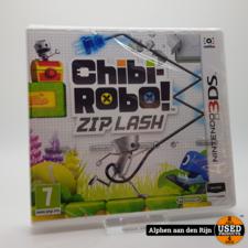 Chibi-robo! zip lash nieuw in seal