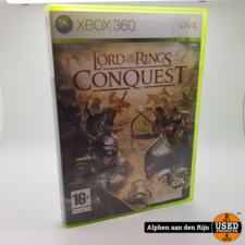 lord of the rings conquest xbox 360