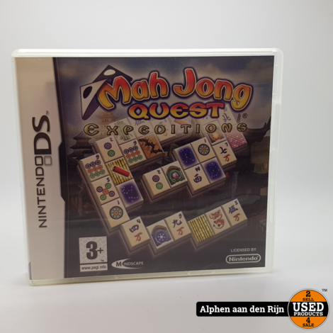 Mahjong DS