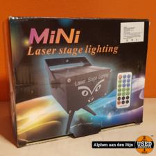 Mini Laser Projector  stage light + ab