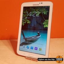 Samsung Galaxy Tab 3 7.0 (achterkant gebruikt)