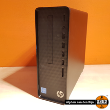 HP slim desktop 501