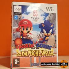 Mario & Sonic op de olympische spelen