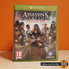 Assassin's Creed Syndicate Xbox one