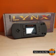 Atari lynx in doos + games