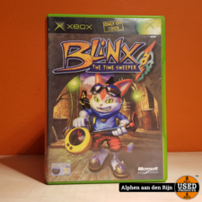 Blinx Time Sweeper Xbox
