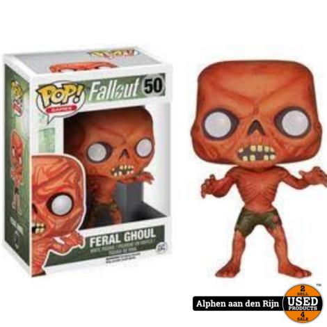 Funko Pop!  Fallout 4 Feral Ghoul