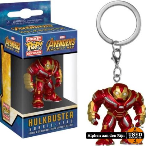 Funko Pop!  Keychain Angengers Hulkbuster