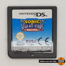 Sonic All stars racing DS