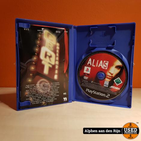 Alias Playstation 2