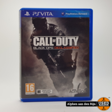 Call of Duty black ops: declassified PS Vita