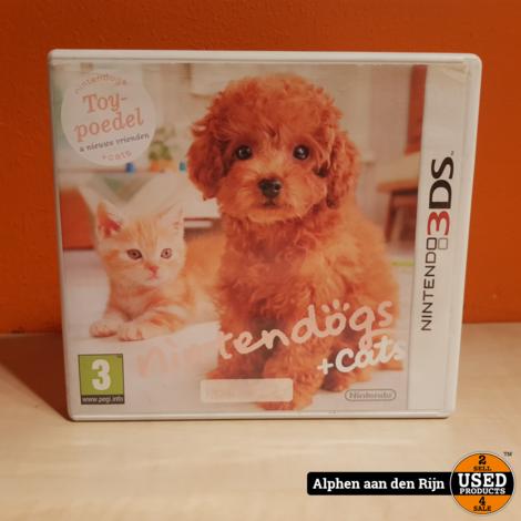 Nintendogs + cats 3ds