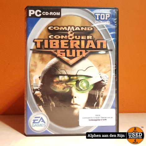 Command & Conquer Tiberian sun pc