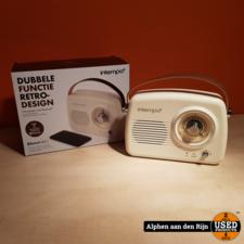 Intempo Bluetooth radio