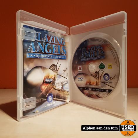 Blazing Angels ps3